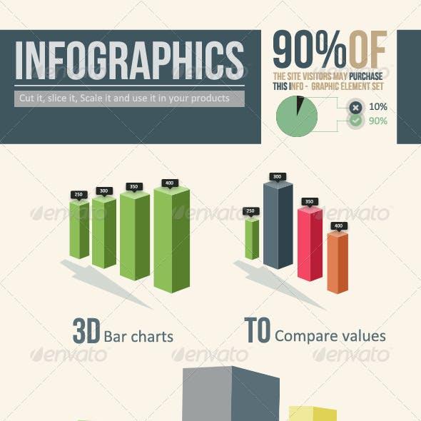 Infographic Elements Pack (V2)