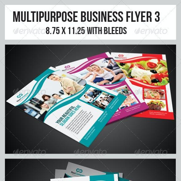 Multipurpose Business Flyer 3