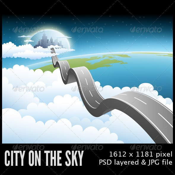 City on the Sky