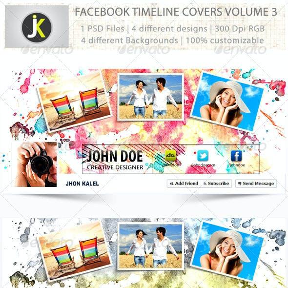 FB Timeline Covers Volume 03