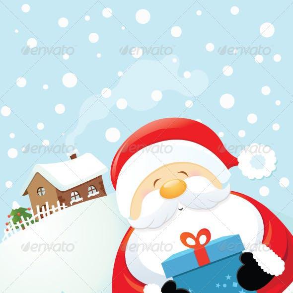 Santa's Christmas Gift