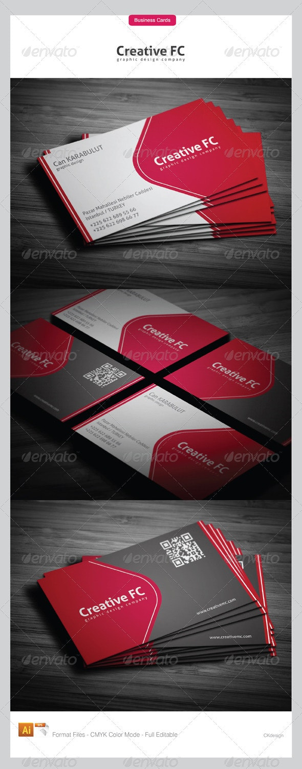 Corporate Business Cards 189 - Corporate Business Cards