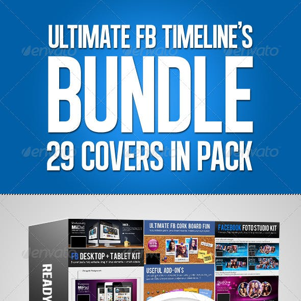 FB Timelines Bundle V3