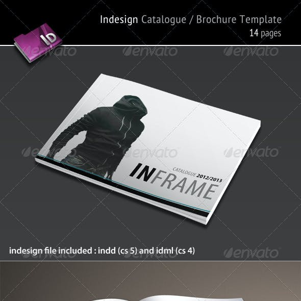 Indesign Catalogue / Brochure Template