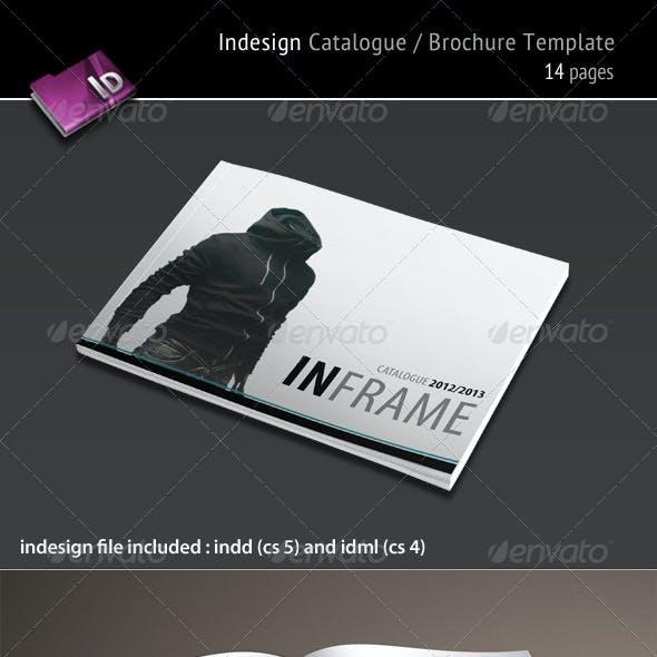 Indesign Catalogue / Brochure Template