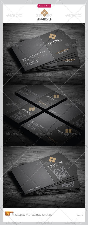 Corporate Business Cards 190 - Corporate Business Cards