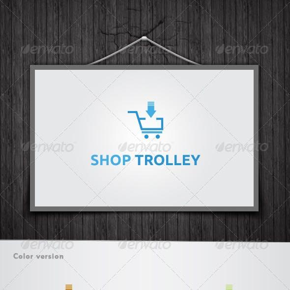 Shop Trolley Logo