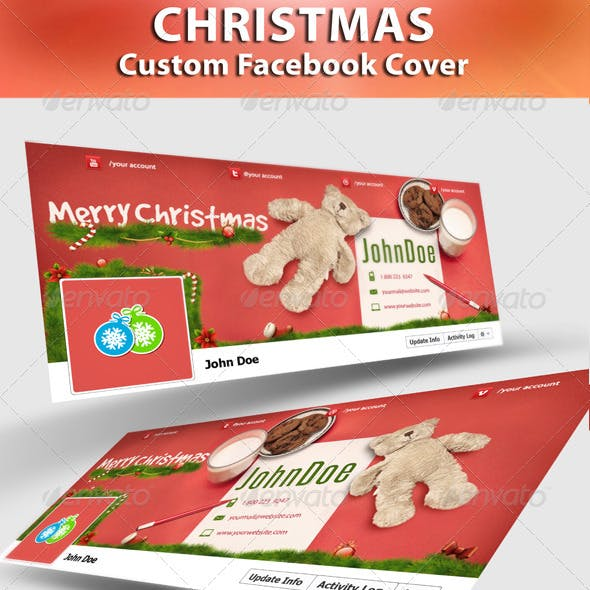 Cookie For Santa FB Timeline