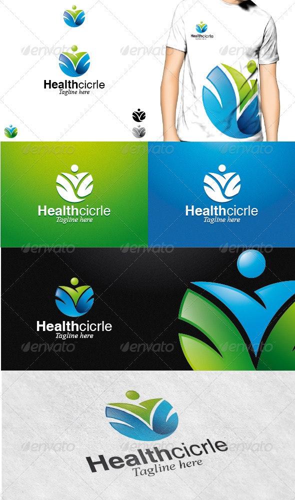 Health Circle Logo - Nature Logo Templates