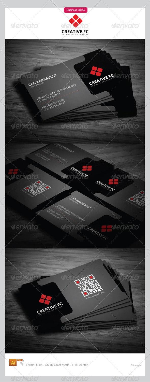 Corporate Business Cards 191 - Corporate Business Cards