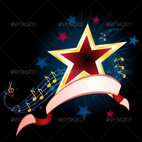 Music Background - Backgrounds Decorative