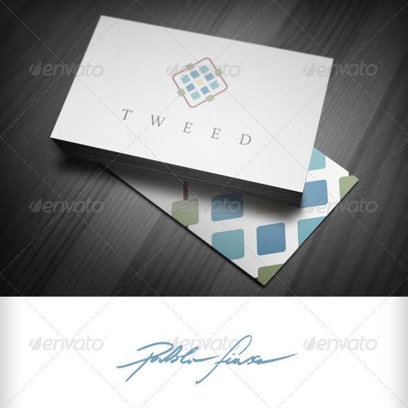 Prestige Logo - Grid Pattern Logo - Squares Logo