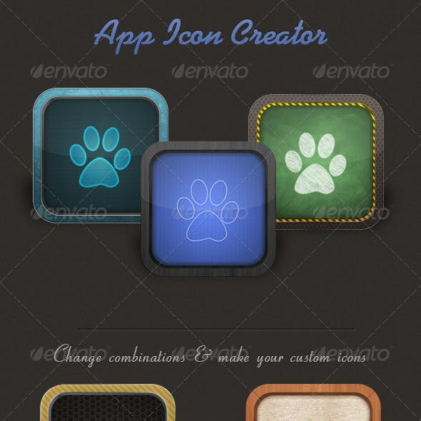 IOS App Icon Creator