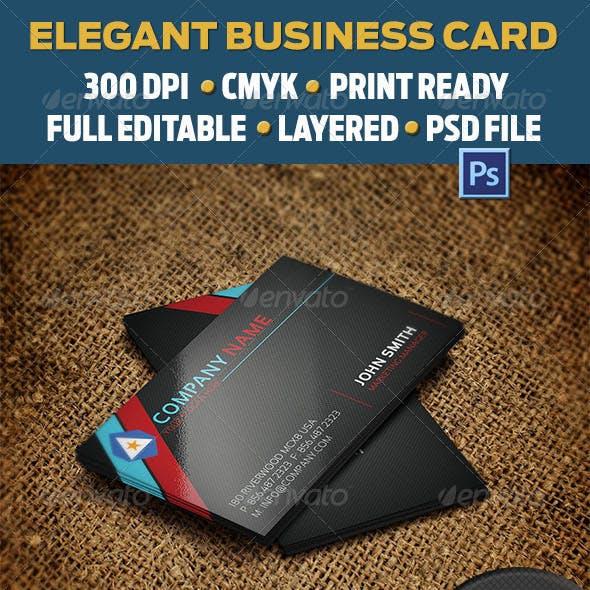 Corporate Business Card 08