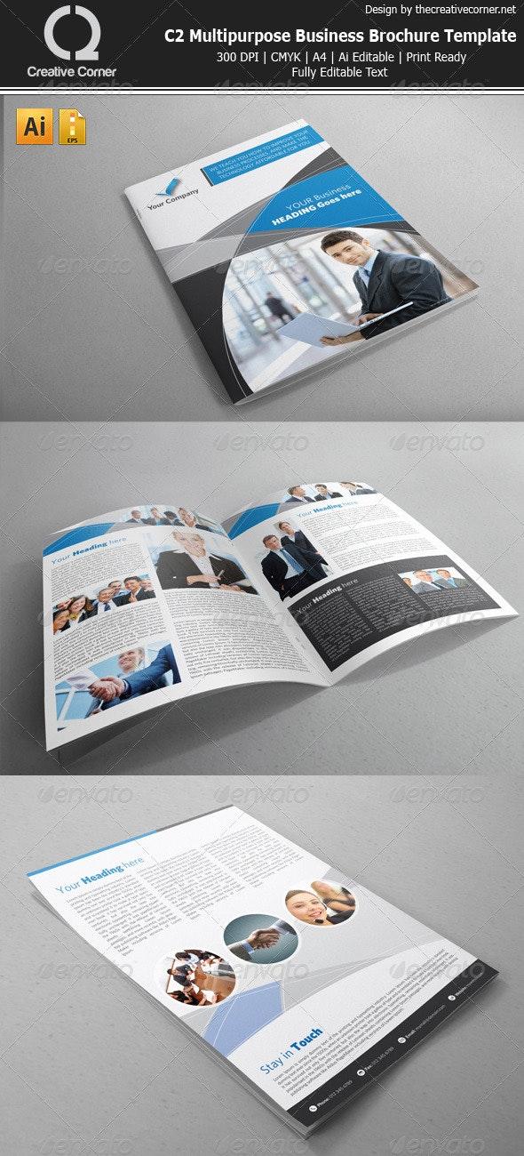 Corporate Business Brochure Vol.10 - Corporate Brochures
