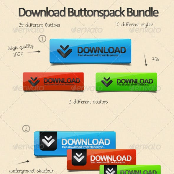Download Buttonspack Bundle