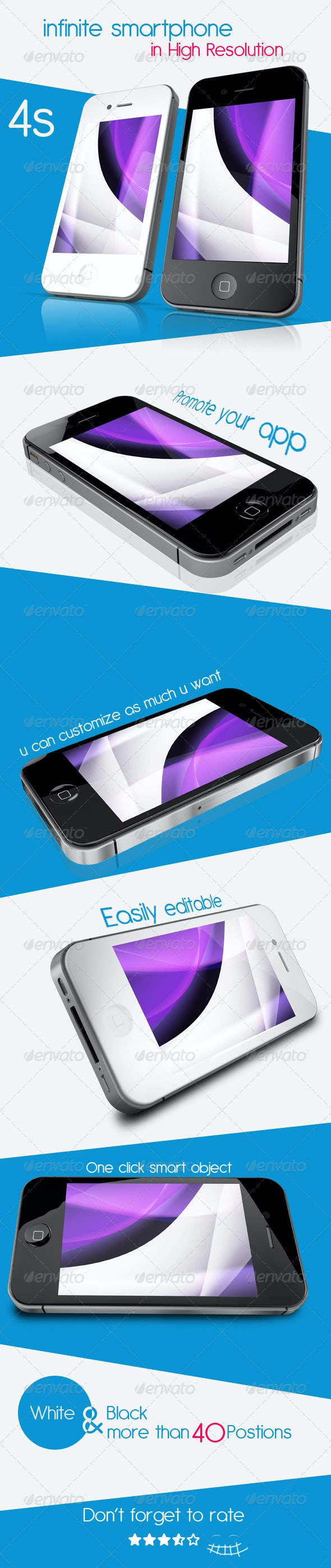 Infinite Smartphone - Mobile Displays