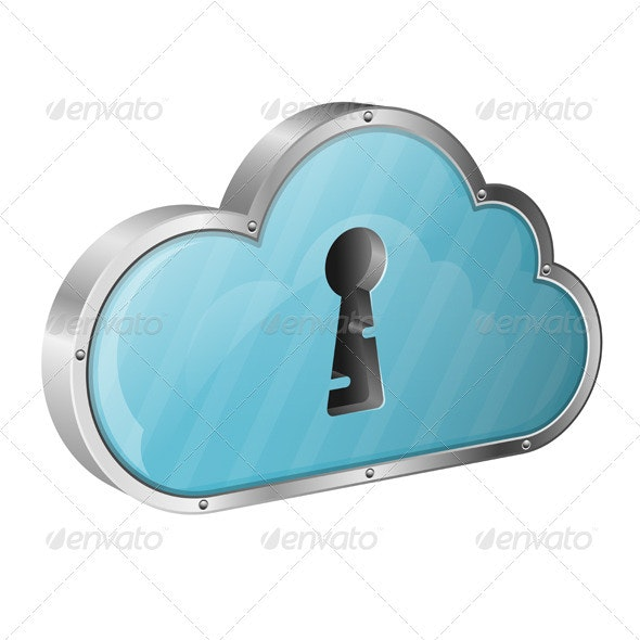 Security Cloud Computing Concept - Computers Technology