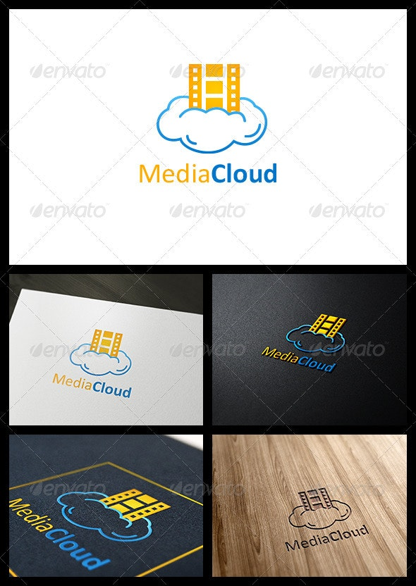 Media Cloud - Objects Logo Templates