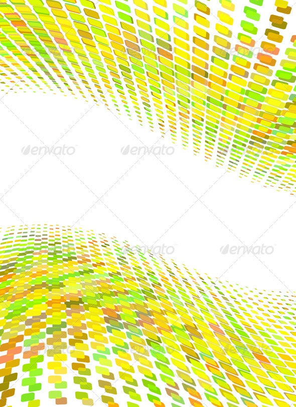 Organic Wave Surface - Backgrounds Decorative