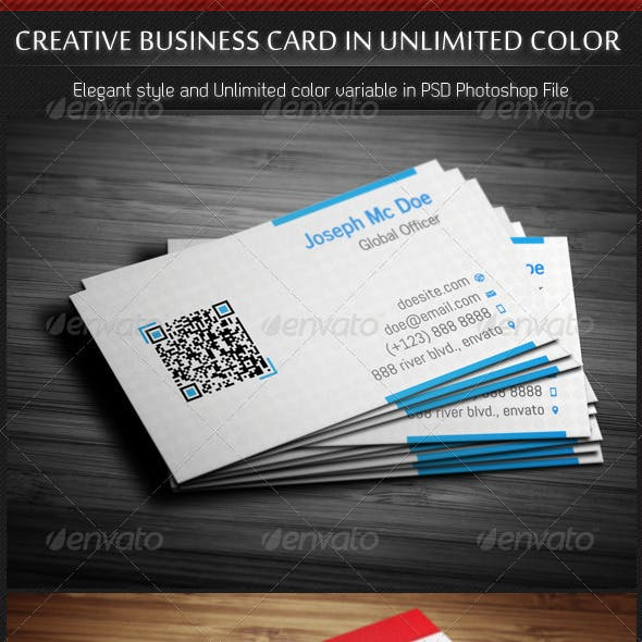 Business Cards in Unlimited Color