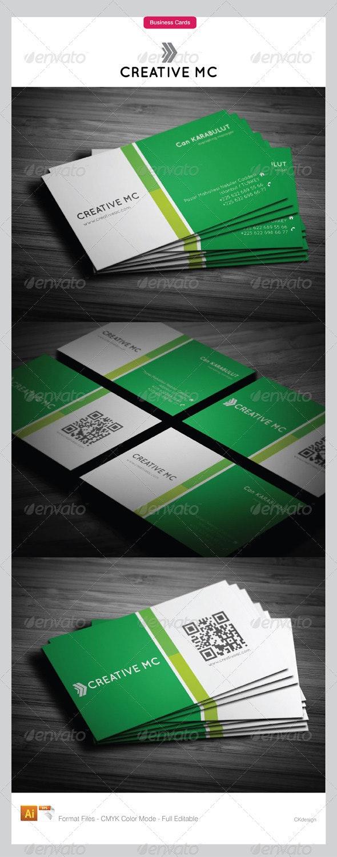 Corporate Business Cards 197 - Corporate Business Cards