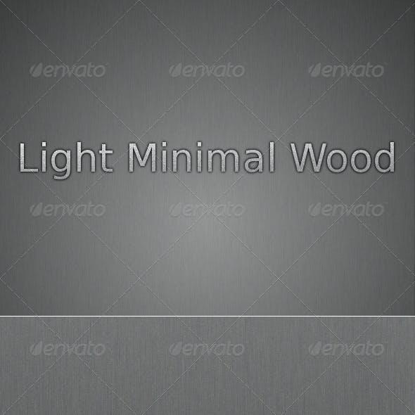 Light Minimal Wood Textures