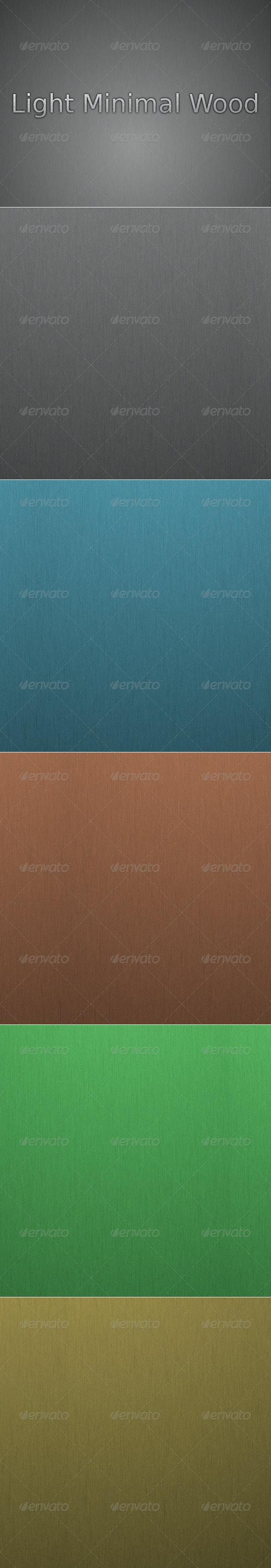 Light Minimal Wood Textures - Wood Textures