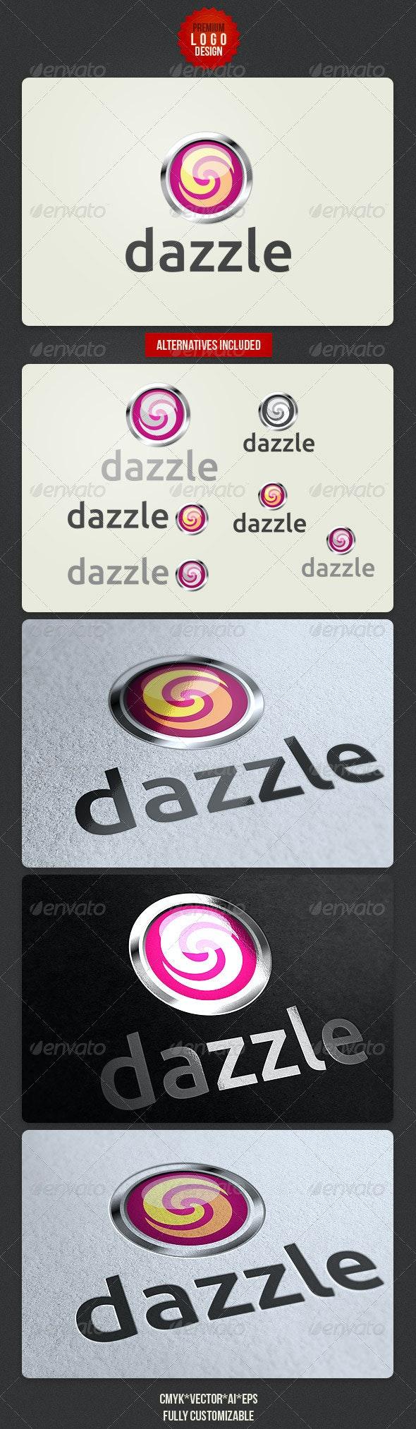 Glossy Modern Logo Design - Abstract Logo Templates