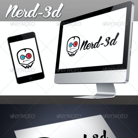 Nerd 3D Glasses