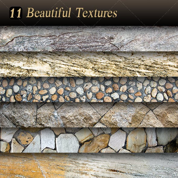 11 Beautiful Stone And Wall Textures