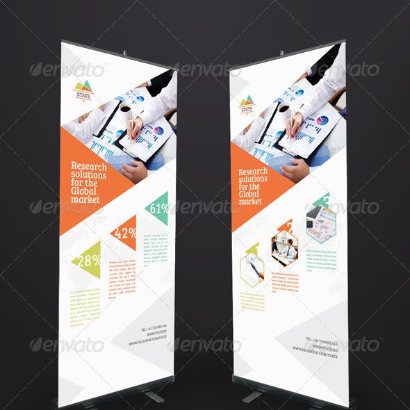 Statistics Roll-Up Banner