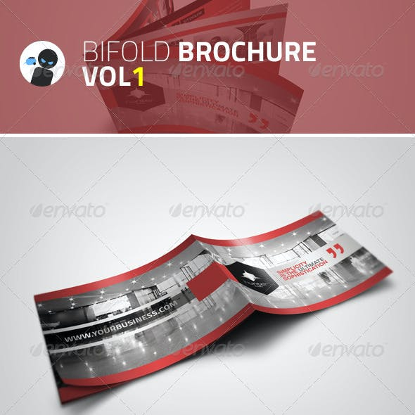 Bifold Brochure - VOL1