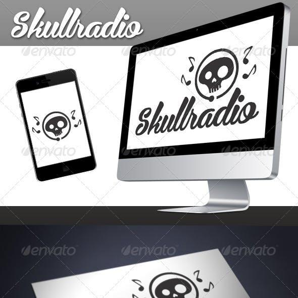 Skull Radio Logo