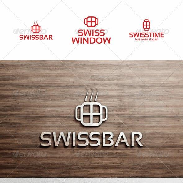 Swiss Cross Logo