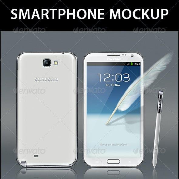 Smartphone Mockup