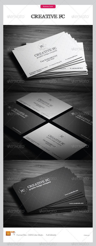 Creative Business Cards 202 - Creative Business Cards