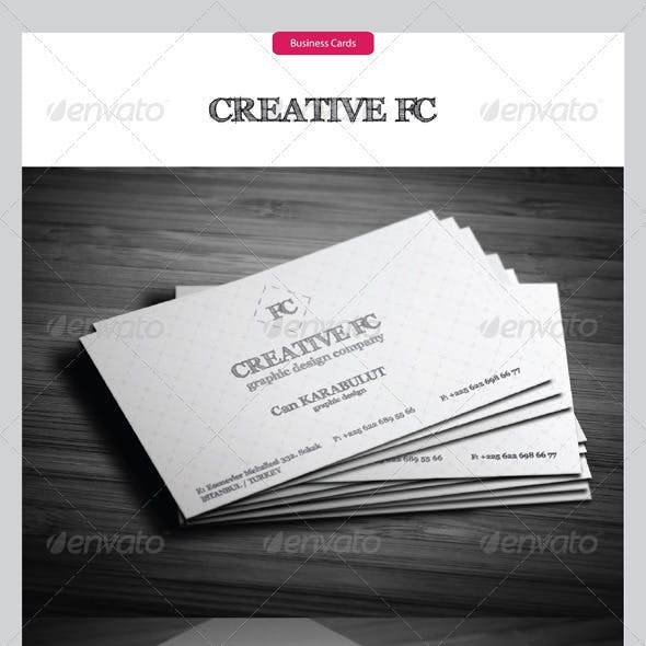 Creative Business Cards 202