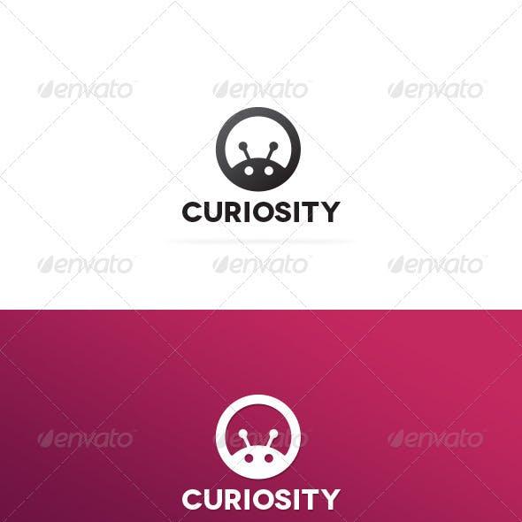 Curiosity Logo Template