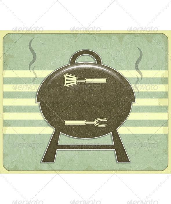 BBQ - Food Objects