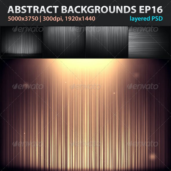 Edit Abstract Backgrounds Episode 16