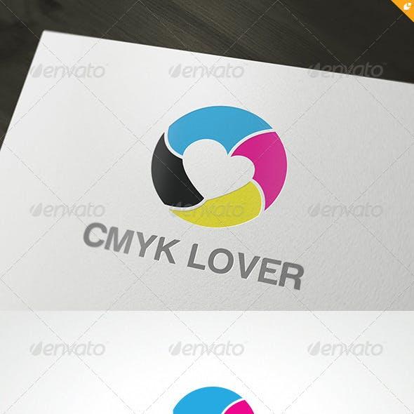 CMYK Lover Logo