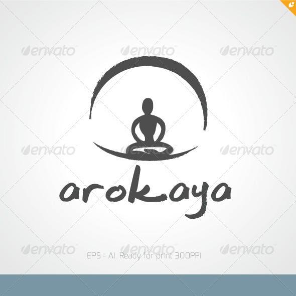 Arocaya Wellness and Spa Logo