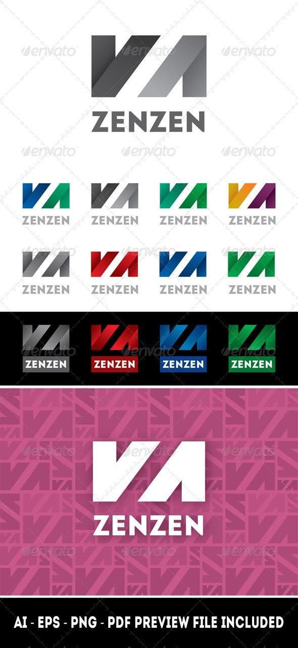 Zenzen Logo Templates - Letters Logo Templates
