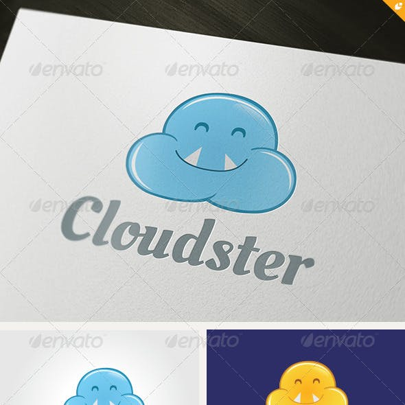 Cloudster Logo