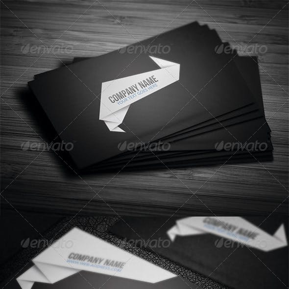 Corporate Business Card N4