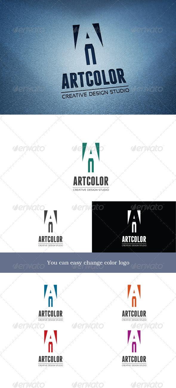 ARTCOLOR - Letters Logo Templates