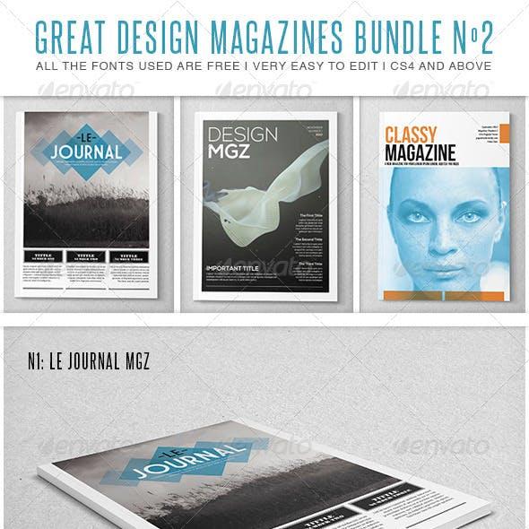 Magazine Bundle 2