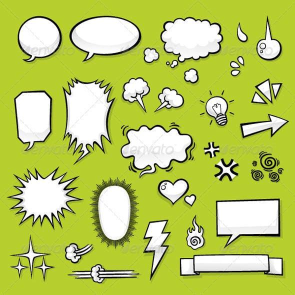 Comic Elements