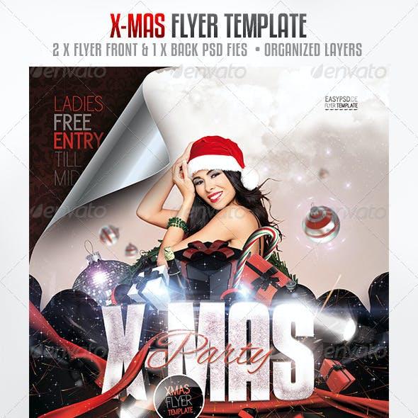 X-Mas Flyer
